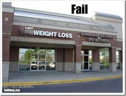 Weight loss Fail!